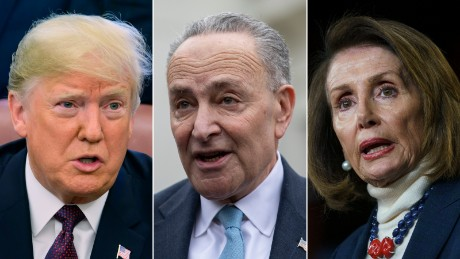 Democrats vow to fight emergency declaration: 'Congress cannot let the President shred the Constitution'