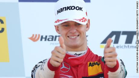 Mick Schumacher to drive in dad Michael's old Ferrari at Hockenheim