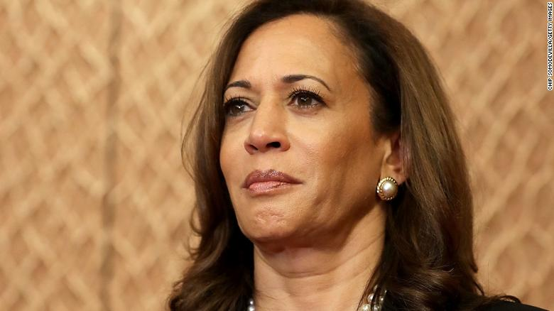 Kamala Harris enters 2020 bid with tribute to woman who broke barriers