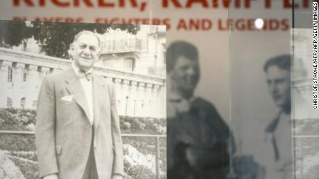 Kurt Landauer's story has been resurrected in recent years after being forgotten by Bayern supporters.