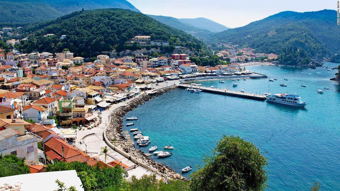 Discover Greece's answer to the Amalfi Coast