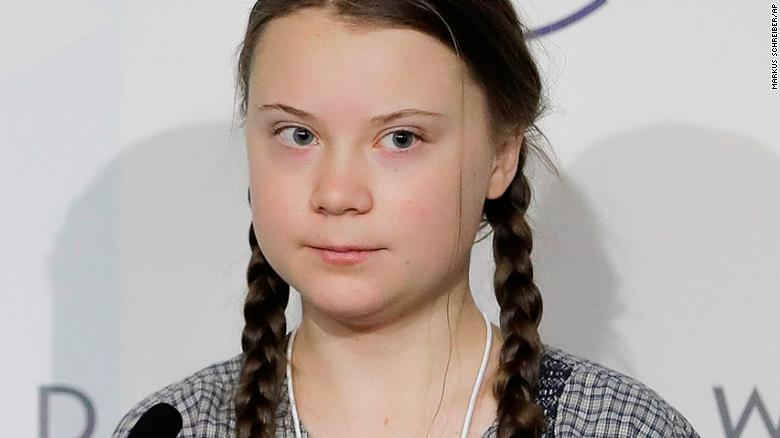 Nhà hoạt động tuổi teen nói với Davos rằng họ sẽ đổ lỗi cho khủng hoảng khí hậu