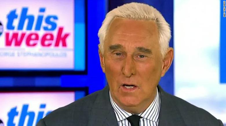 Trump ally Roger Stone charged with mendacity