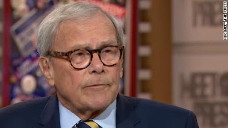 NBC host Tom Brokaw: Hispanics 'should work harder at assimilation'