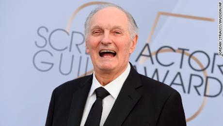 You're only human if Alan Alda's SAG speech made you tear up