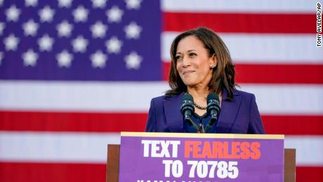 Kamala Harris Says Her Gun Control Plan May Sound