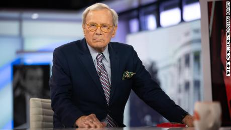 Tom Brokaw apologizes after saying 'Hispanics should work harder at assimilation'
