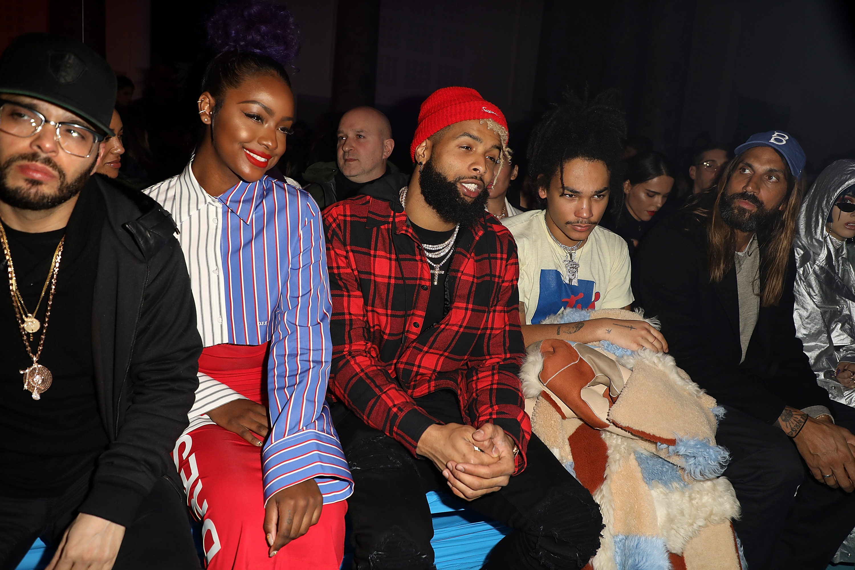 wholesale dealer d5619 c3d27 Odell Beckham, Jr. is the style icon the NFL needs - CNN Style