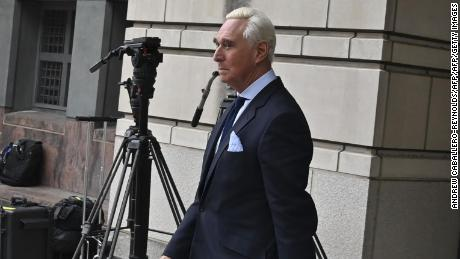 Judge weighs gag order in Roger Stone case, warns him against blabbing