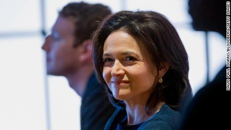 Inside the partnership of Mark Zuckerberg and Sheryl Sandberg