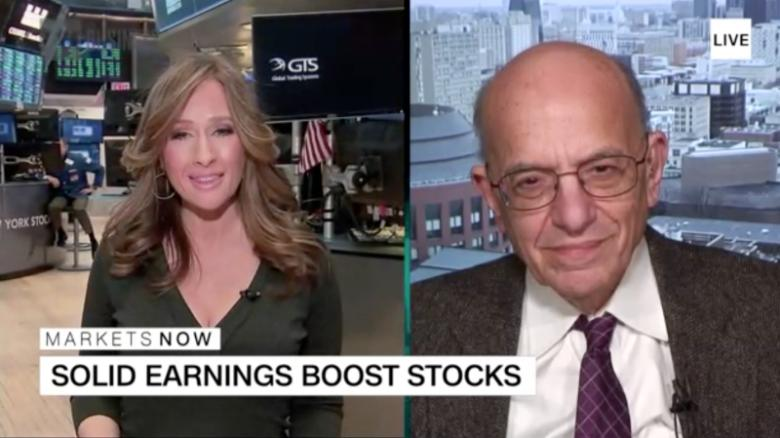 Jeremy Siegel: Trade war is biggest risk to stocks
