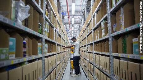 Amazon hit badly by new India e-commerce rules