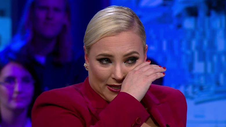Meghan McCain slams Ivanka Trump, Jared Kushner for attending father's funeral