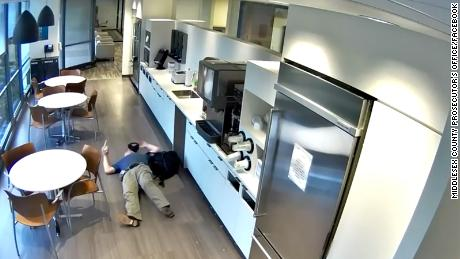 Man caught on video doing 'fake slip and fall' for insurance fraud