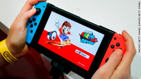 Nintendo's Switch magic may be wearing off