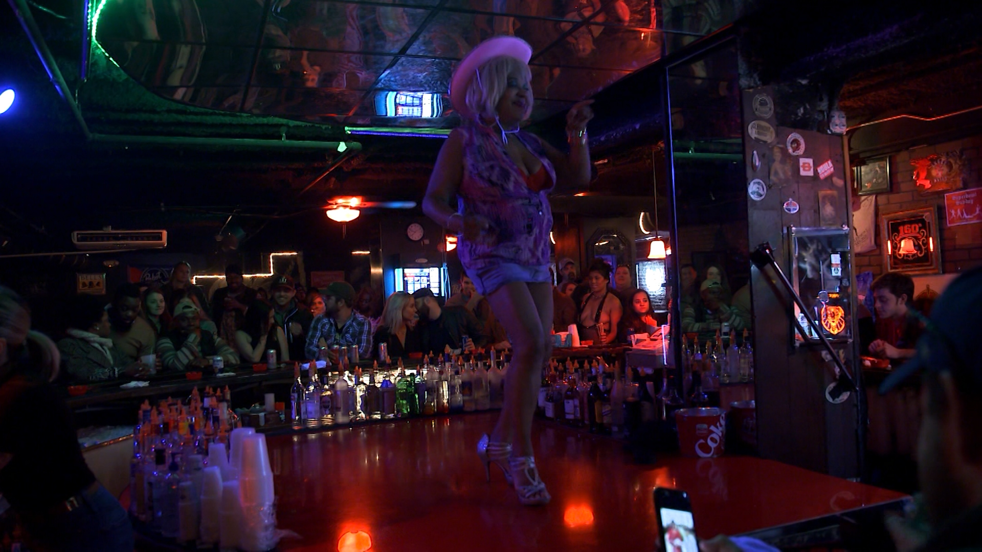 Clermont Lounge: Strip club meets boutique hotel in Atlanta ...