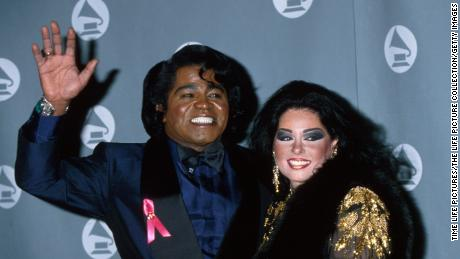 CNN investigation raises questions about the deaths of James Brown and his third wife, Adrienne