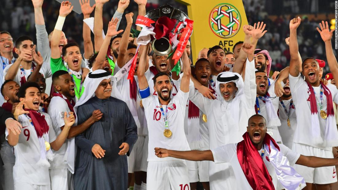 Japan stunned and Qatar are the champions of Asia