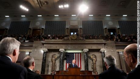 State of the Union: Paralyzed over border wall fight