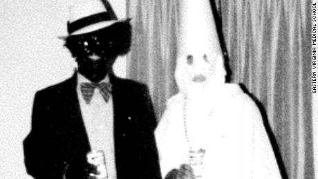 Opinion: Racist photo in Northam's yearbook was published in 1984, not 1950