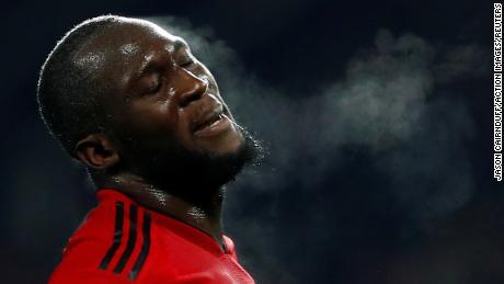 Romelu Lukaku endured a difficult 2018-19 campaign with United.