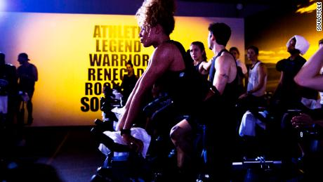 SoulCycle CEO won't rule out a Peloton bike rival