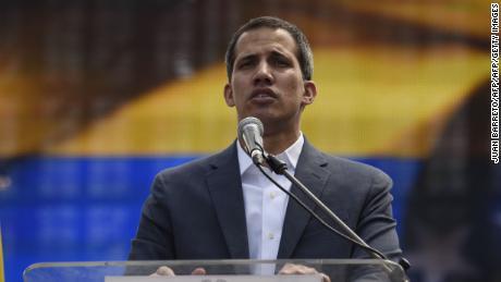 The transformation of Juan Guaido, Venezuela's self-declared president