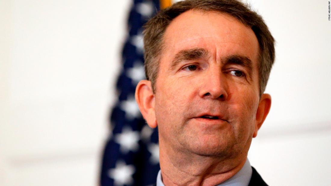Virginia politics in chaos