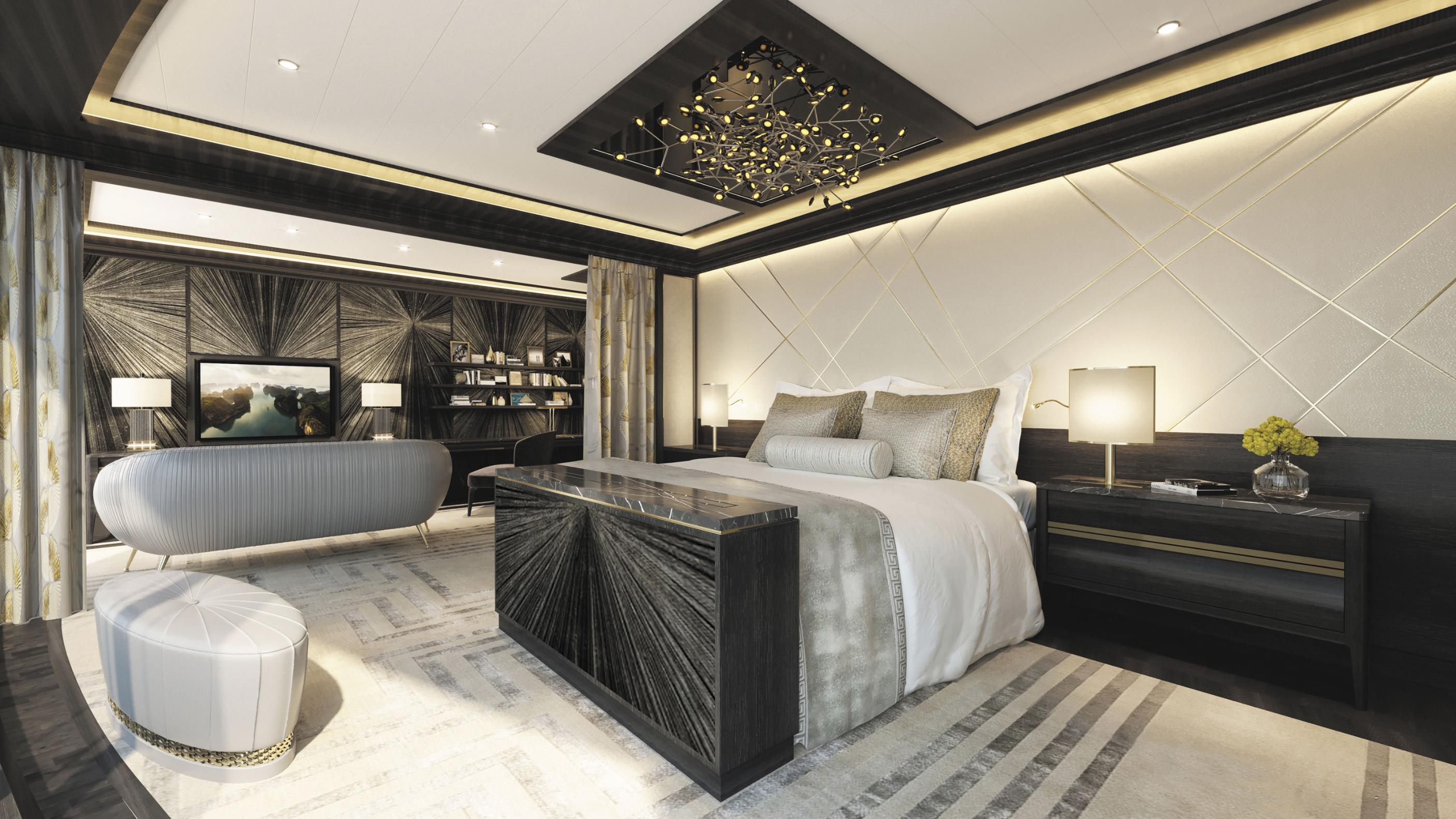 Regent Seven Seas to offer world\'s largest cruise ship suite ...