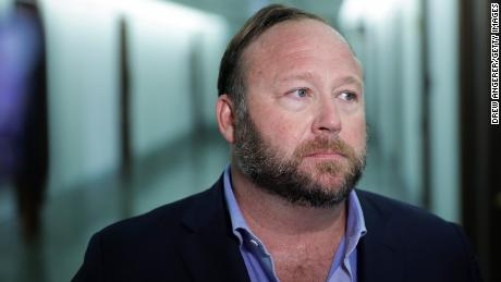 Facebook removes 22 more pages connected to conspiracy theorist Alex Jones and InfoWars