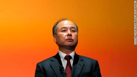 SoftBank's billionaire CEO, Masa Son, has become one of the global tech industry's kingmakers.