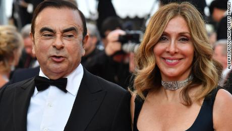 Ghosn under scrutiny over $57,000 wedding bill