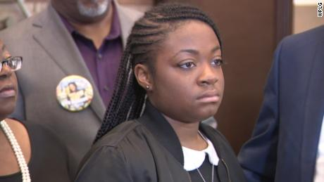 Kamilah Campbell insisted in January that she didn't cheat. After the College Board sent what they said was initial evidence, she and her attorney didn't publicly comment again until Thursday's statement.