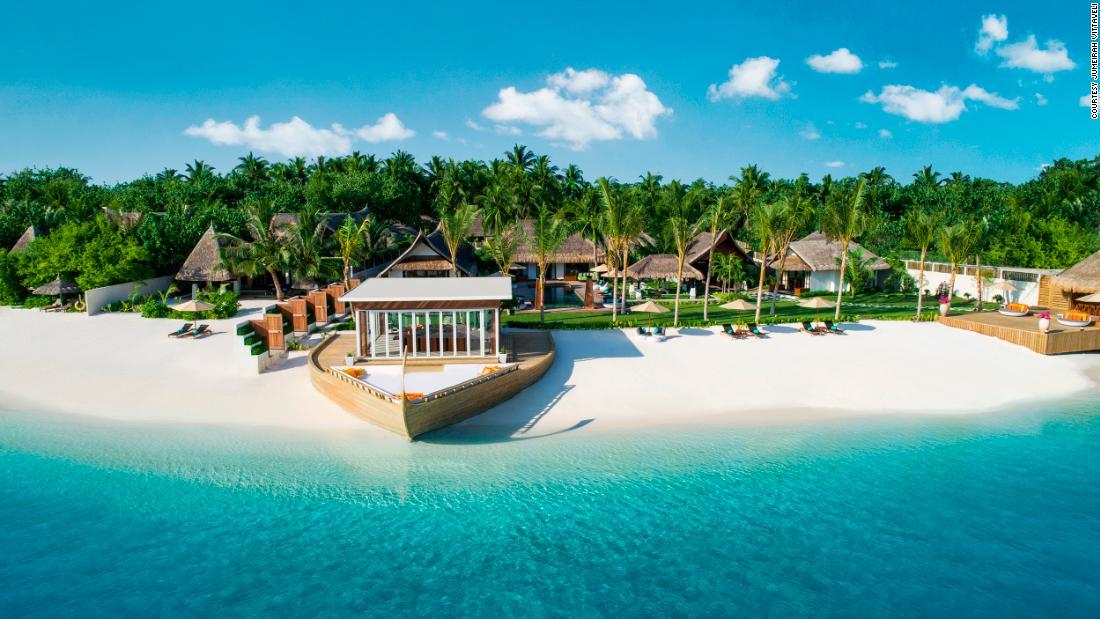 Most romantic destinations around the globe