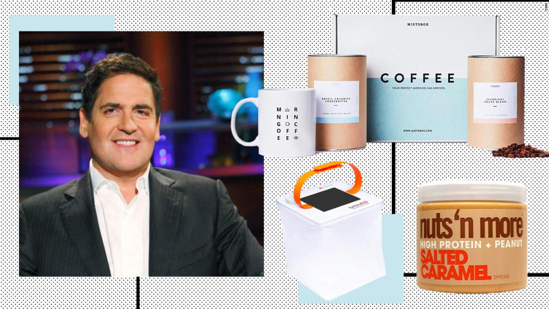 Shop Mark Cuban's favorite products on Amazon