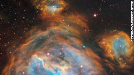 Weird new species, feathered fossils and salt in space: This week in space and science