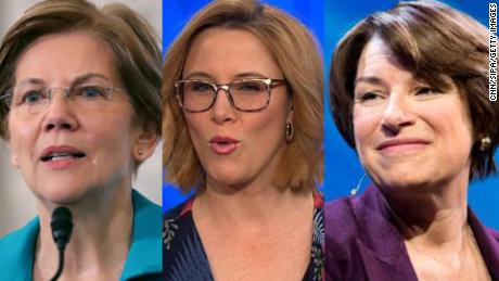 US Democratic senator Amy Klobuchar enters presidential race