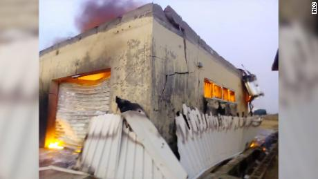 2 electoral offices burn down a few days before Nigeria's presidential election, officials say