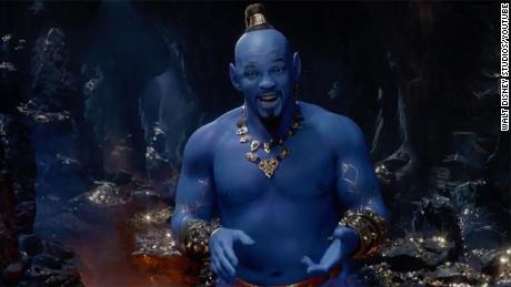 See Will Smith As Genie In Disney's Aladdin Trailer