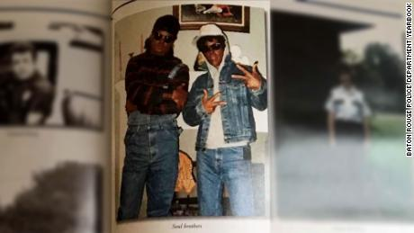 Baton Rouge Police officers were dressed in blackface for an undercover operation in 1993.