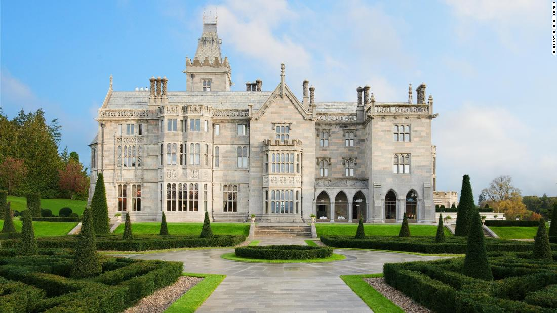 Secrets of Adare Manor, the world's best hotel
