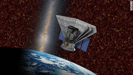 NASA's new mission will study the origins of the universe