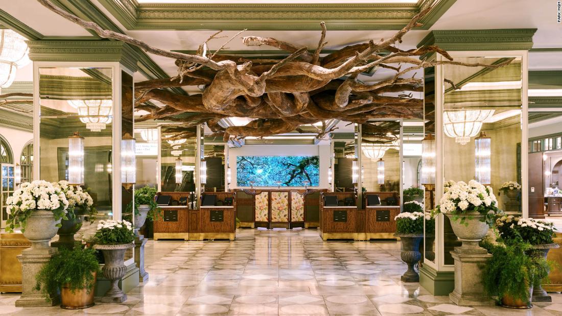 8 best hotels on the Las Vegas Strip