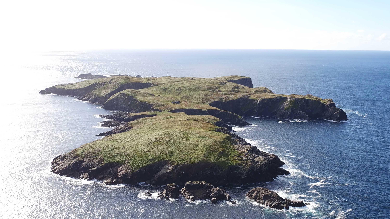 Deserted Irish island on sale for $1 4 million   CNN Travel