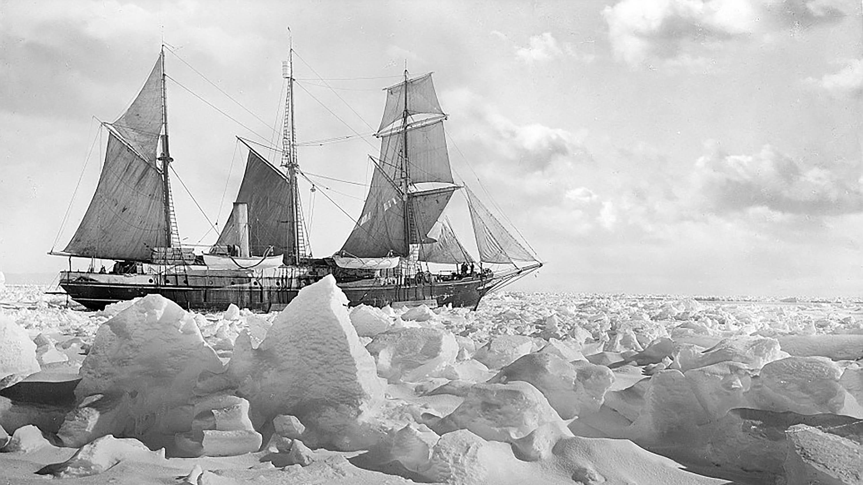 Expedition to find Ernest Shackleton's lost Endurance called