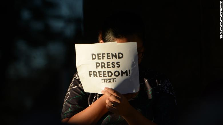 New report paints a grim picture of press freedom in Africa