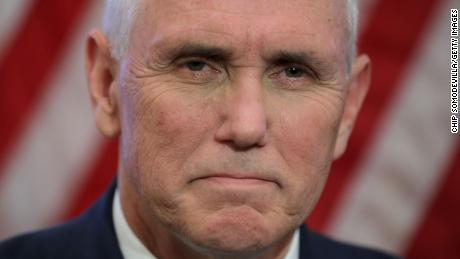 Pence warns Turkey over its purchase of Russian missile system