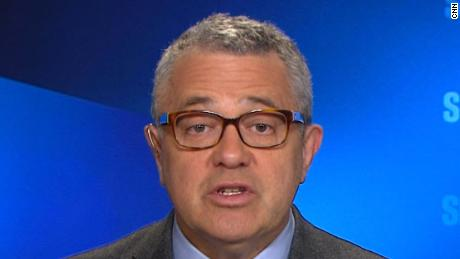 Jeffrey Toobin on 2/15.