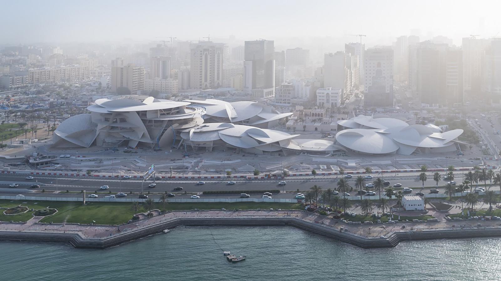 National Museum of Qatar opens | CNN Travel