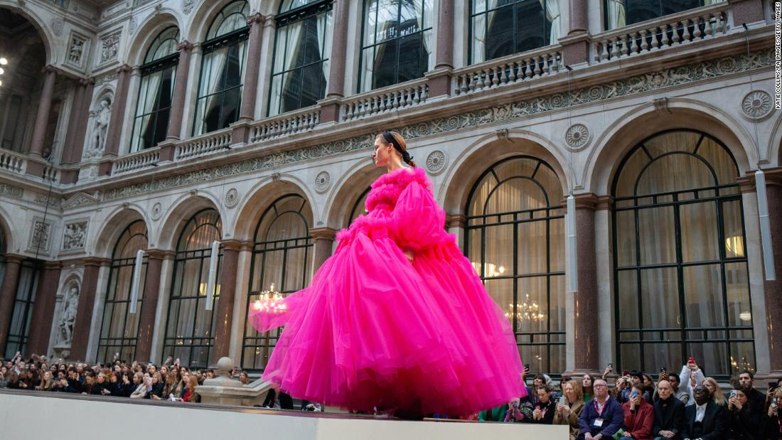 London Fashion Week: Brexit, protest and a new femininity